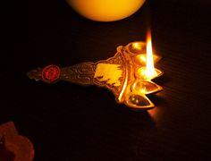 Aarthi... diwali by Sushanth  on 500px