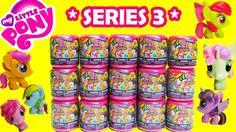 **New** My Little Pony Fashems Series 3 Full Set MLP Series 3 Fashems Case 2015