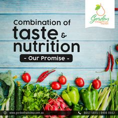 Visit www.gordonfruitshop.com.au and experience a whole lot of freshness that our Fruits and Vegetables has to offer.  #HealthyLiving #EatHealthy #FreshFruits #FreshVegetables #FreshFromFarm #OrganicFruits #OrganicVegetables Organic Vegetables, Fruits And Vegetables, Fresh Fruit, Healthy Living, Nutrition, Stuffed Peppers, Food, Fruits And Veggies, Healthy Life