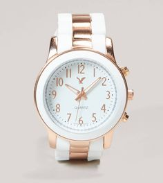 a4440d021b72 American Eagle has almost an exact replica of my favorite Michael Kors  watch.