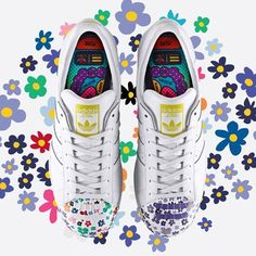reputable site 2fb0a 71eab Originals Zapatos Adidas Superstar Supershell Pharrell Graphic S83367  Artwork Collection