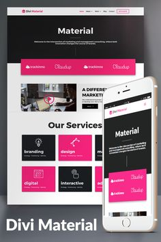Divi Material is a child theme for the Divi Theme from Elegant Themes. All Kids, Branding, Children, Young Children, Kids, Brand Identity, Branding Design, Children's Comics, Sons