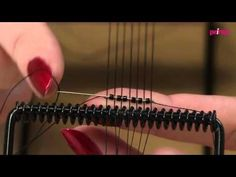 Tutoriel Perles & Co - Bracelet Manchette Tissée - YouTube
