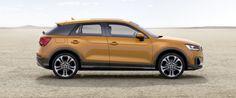 Genf 2016 – der kleine Q ist da: Der neue Audi Q2 - News - VAU-MAX - Das kostenlose Performance-Magazin