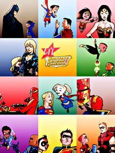 Lil' Justice League of America