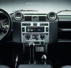 Black Land Rover Defender images