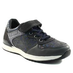182A GEOX MAISIE J6403E GRIS www.ouistiti.shoes le spécialiste internet  #chaussures #bébé, #enfant, #fille, #garcon, #junior et #femme collection automne hiver 2016 2017