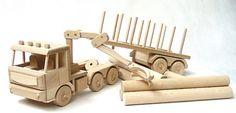 Spielzeug Lkw Forstwirtschaft