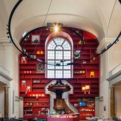 MVRDV's Stedelijk Museum renovation makes way for the historical details says Nathalie de Vries.