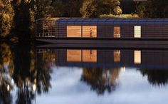 Ronan And Erwan Bouroullec · The Floating House