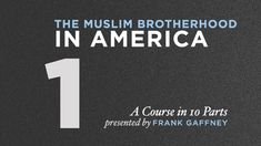 #SecureFreedomVideo ..... [  If you Love America, YOU NEED TO WATCH THESE AND PAY CLOSE ATTENTION!  ]  .......... Muslim Brotherhood in America, Part 1: The Threat Doctrine of Shariah & ... https://www.youtube.com/watch?v=Bs0xw5hPWVQ&feature=youtu.be