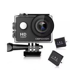 DBPOWER Waterproof Action Camera 12MP 1080P HD $25.8 & FREE Shipping #LavaHot http://www.lavahotdeals.com/us/cheap/dbpower-waterproof-action-camera-12mp-1080p-hd-25/214461?utm_source=pinterest&utm_medium=rss&utm_campaign=at_lavahotdealsus