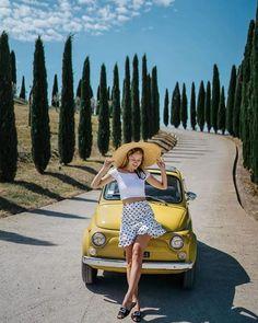 Fiat500nelmondo (@fiat500nelmondo) • Foto e video di Instagram Fiat 500, Hipster, Video, Vintage, Instagram, Women, Style, Fashion, Antique Cars