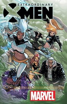 COMICS: Jeff Lemire & Humberto Ramos To Launch EXTRAORDINARY X-MEN