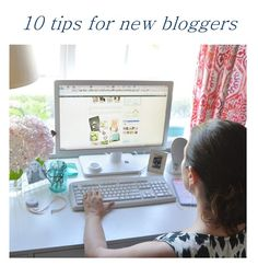 Great blogging advice!