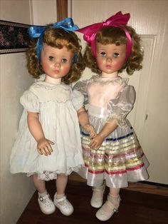 Twin Sweet Sues, 31 inch tall walkers.