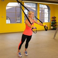 The Ultimate TRX Total-Body Workout #fitness #trx #athome