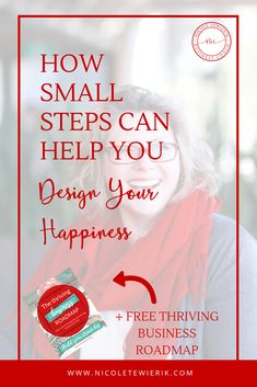 Do you know how to regain your power over your own happiness? Learn small steps to create happiness and joy in your daily life right now and how to focus on the things that really matter. Business Coaching, Business Goals, Business Tips, Online Business, Sales And Marketing, Online Marketing, Money Doesnt Buy Happiness, Design Your Life, Wonder Women