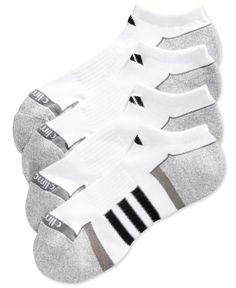 These no-show athletic performance socks by adidas provide protection from high impact and moisture-wicking to keep your feet dry and comfortable. Adidas Socks, Adidas Men, Pineapple Socks, Natural Latex, Adidas Outfit, Sport Socks, Men's Wardrobe, Elite Socks, Gucci