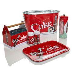 Find this Pin and more on Coca Cola Trays, Tins, Lunch Boxes, & Banks. Vintage Coca Cola, Coca Cola Addiction, Coca Cola Decor, Coca Cola Kitchen, Cocoa Cola, Beverage Tub, Always Coca Cola, World Of Coca Cola, Pepsi Cola