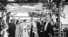 #families #together under the #chuppa ! #jewishwedding