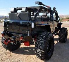 TeraFlex Third-Row Seat For 07+ Jeep Wrangler 4 Door