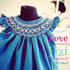 Smocking, Fashion, Summer Time, Moda, Fashion Styles, Fashion Illustrations