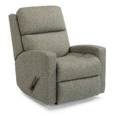 Catalina Rocker Recliner in Gray | Nebraska Furniture Mart
