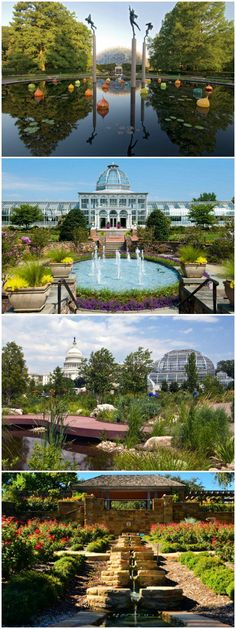 The Most Ealing Botanical Gardens Across United States