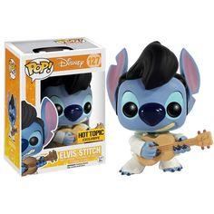 Disney Figurine pop Stitch en Elvis Presley Lilo et Stitch Disney Pop, Film Disney, Funk Pop, Figurine Pop Disney, Pop Figurine, Pop Vinyl Figures, Toy Art, Poster Disney, Pop Vinyl Collection