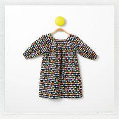 """Winnie"" Dress in Liberty Print ""Jack and Charlie"""