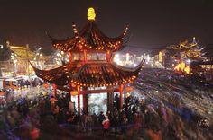 Confucious Temple, Nanjing, China