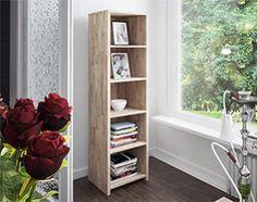 Regał JAMES Beds, Bookcase, Shelves, Home Decor, Shelving, Decoration Home, Room Decor, Book Shelves, Shelving Units