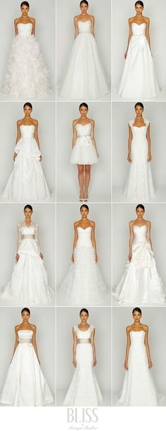 """Go wedding dress shopping with my daughter. Some day. Play """"SAY YES TO THE DRESS""""!"""
