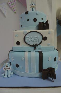 Torta Nacimiento/Bautizo