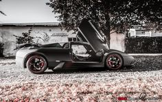 Lamborghini Murcielago - Photo: Rune Wold