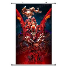 A Wide Variety of Neon Genesis Evangelion EVA Anime Characters Wall Scroll Hanging Decor (Asuka Langley Soryu 3) * Remarkable product available now. : DIY : Do It Yourself Today