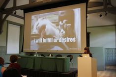 Picturing the Social Conference: Contemporary image sharing on social media & online visual cultures. Talk 2: 'Diversity on the Internet: A Goat Thing' An Xiao Mina - Talk audio: https://soundcloud.com/user-598978012/an-xiao-minamp3 Conference programme: visualsocialmedia... Image: Mihaela Gruia.