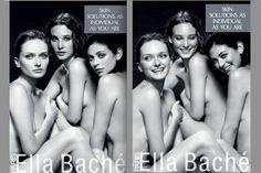 Anúncio banido na Austrália porque as modelos nuas nao estao sorrindo http://www.bluebus.com.br/anuncio-banido-australia-modelos-nuas-nao-estao-sorrindo/