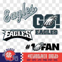 Philadelphia Eagles SVG, Eagles Football Clipart, Philadelphia Eagles  Monogram, Eagles Team Silhouette, Screen Printing, Play_023