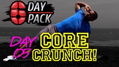 Day 05: Core Crunch | Six Day Six Pack Workout