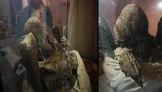 L.A. Marzulli: Secret Mummy Discovered In Peru via Secret Museum (Video) http://rgn.bz/triX In an undisclosed location in Peru L.A.Marzulli coincidentally discovered a secret in-tact mummy with an elongated skull.