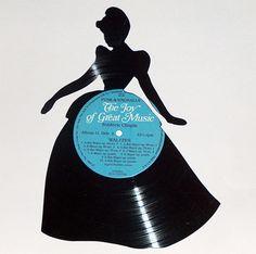 "Cinderella ""The Joy of Great Music"" Record."