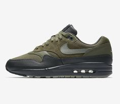 Nike Air Max 1 Dark Stucco Green
