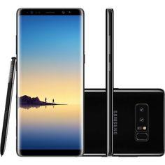 "Samsung Galaxy Note 8 Dual Chip Android 7.1 Tela 6.3"" Octa-Core 64GB 4G Wi-Fi Câmera Dual Cam 12MP << R$ 288915 >>"