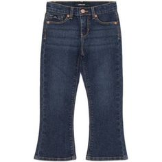 Jordache Baby Toddler Girl Slim Boot Cut Jeans, Size: 5 Years, Gray
