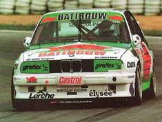 E30, Bmw M3, Cars And Motorcycles, Rally, Belgium, Race Cars, Racing, Classic, Vehicles