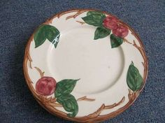$12.50 each for Fransiscan Ware plates!! More pieces available- write me for details- Nancye1962@gmail.com!   Thanks!!