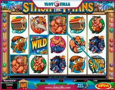 Stash Of The Titans free #slot_machine #game presented by www.Slotozilla.com - World's biggest source of #free_slots where you can play slots for fun, free of charge, instantly online (no download or registration required) . So, spin some reels at Slotozilla! Stash Of The Titans slots direct link: http://www.slotozilla.com/free-slots/stash-titans
