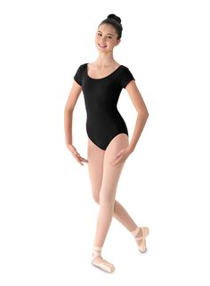Cap Sleeve Leotard M515L